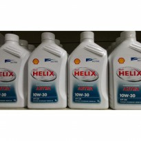 Oli mobil Shell Helix Astra 10W30 - BUY 3 GET 1 FREE
