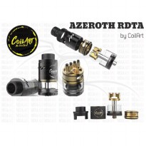 AZEROTH RDTA 24mm 4.0 ML By Coil Art