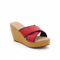 SOPHIE PARIS HAILEY SANDAL RED 40-F1014R140