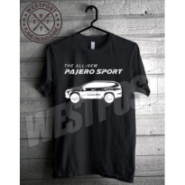 KAOS DISTRO OTOMOTIF MITSUBISHI ALL NEW PAJERO SPORT - Vallenca