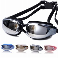 [FREE ONGKIR] Anti-Fog Swimming Glasses/Swimming Goggles/Watersport Goggles -5 Color