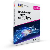 BITDEFENDER Total Security 2019 5 User