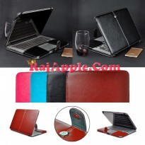 Leather Case for Macbook Pro 13'