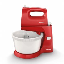 Philips Stand Mixer HR1559 Red