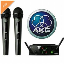 Microphone Mic AKG WMS40 Pro Mini 2 small big sound