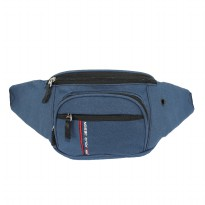 Polo Design Waist Bag HI-350 Blue
