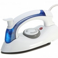 SETRIKA UAP LIPAT PORTABLE - 2IN1 TRAVEL IRON STEAMER