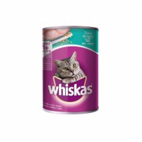 Whiskas Tuna Makanan Kucing 400 gram Premium Cat Food Wet Food