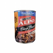 Alpo T-Bone Steak Makanan Anjing 368 gram Premium Dog Food Wet Food