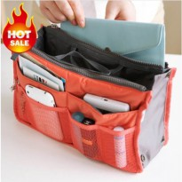 Pounch Travel Organizer Storage Bag - Tas Gadget ipad Tablet