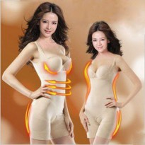 Natural Bamboo Slimming Suit Generasi Kedua/ SLIMMING SUIT NATURAL BAMBOO NEW GENERATION