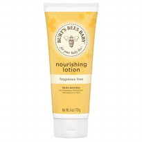 Burt's Bees Baby Nourishing Lotion Fragrance Free 170gr