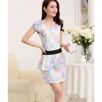 Sanrio/Miranda/Netka/Akane/Chic/Youna Dress impor langsung dari Korea & China/Good quality/Cotton