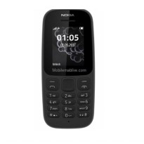 Nokia 105 2017 New Black