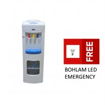 Sanex Dispenser Tinggi 3 Kran Bonus Bohlam Led Emergency