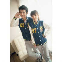 Jaket Baju Couple | Sweater Couple |Pakaian Pasangan JKPK AK62