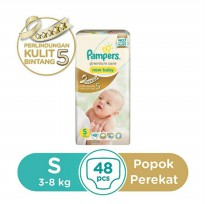 Pampers Premium New Baby S.48