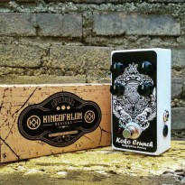 [Murah] Pedal Efek Gitar Stompbox Distorsi Marshall Koko Crunch Distortion