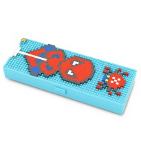 LOZ Block Pencil Case 9096 5 Spiderman
