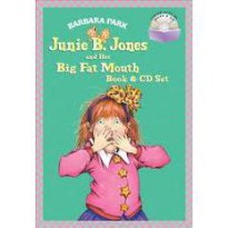 Junie B. Jones and Her Big Fat Mouth Book & CD Set