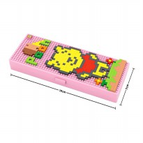 LOZ Diamond Block Pensil Case 9096 6 POOH