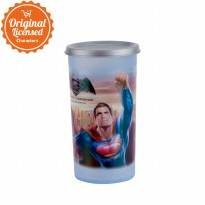 Superman Tumbler 530 ml and cover