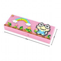 LOZ Diamond Block Pencil Case 9096-3 Keroppi