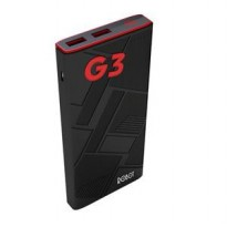 Vivan Power Bank Robot RT-G3 11000mAh PowerBank Black+Red