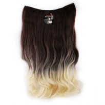 Hairclip Ombre Big Layer Curly
