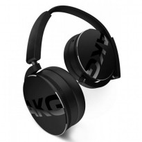 AKG Headphone Y50 - Black Kabel