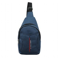 Polo Design Chest Bag HI-352 Blue