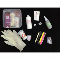 DIY SQUISHY MAKER KIT / buat sendiri espak soft squeeze stretchy