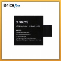 Brica Spare Battery for B-Pro 5 Alpha Plus - AP - Original Accesories