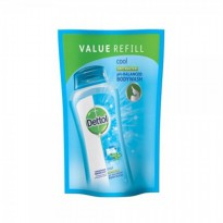 Dettol Body Wash Pouch Cool 250ml