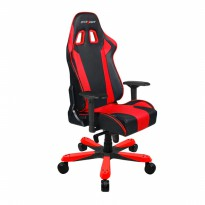 Jual Gaming Chairs DXRacer KING SERIES OH/KS06/NR BLACK RED