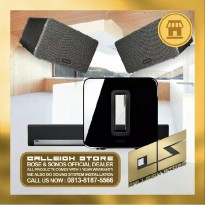 SONOS HOME THEATER 5.1 PLAYBAR SUB PLAY 3