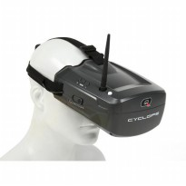 Quanum Cyclops FPV Goggle w/Integrated Monitor and Receiver