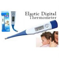 Thermometer Digital Lentur