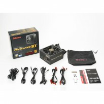 Jual Power Supply Enermax Revolution XT II 2 80+ GOLD 650W ERX650AWT