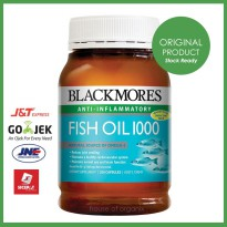 Blackmores Fish Oil 1000 mg (400 Capsules)