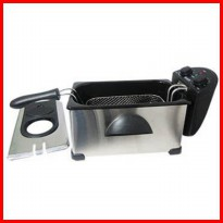 IDEALIFE - Deep Fryer 4L - Penggorengan Listrik 4L - IL-200DF (High Quality)