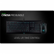 Keyboard Razer Cynosa Pro (Bundle Mouse Deathadder 2000)