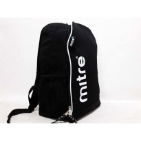 Tas   Backpack Mitre Activate Backpack Black original asli murah