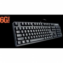 Keyboared SteelSeries 6G V2 (us)