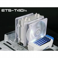 HSF Enermax ETST40FW / ETS-T40F-W With Dual Fan 12CM White Edition