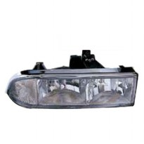 332-1164-PXUS HEAD LAMP OPEL BLAZER 1998 (CRYSTAL)