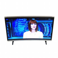 Led Tv Curve 49' Mito 5011 - Hitam