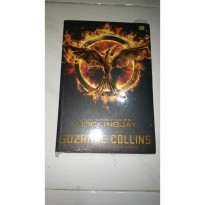 Novel The Hunger Games 3 Mockingjay - Suzanne Collins