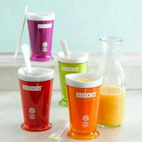 [Zoku]slush dan shake maker Bpa free || Ice Crem Maker