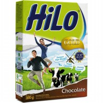 Hilo Gold Susu Bubuk Hi Calcium Chocolate 250 gram